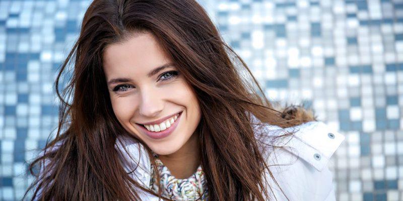 Smiling patient of LA Periodontics & Implant Specialists