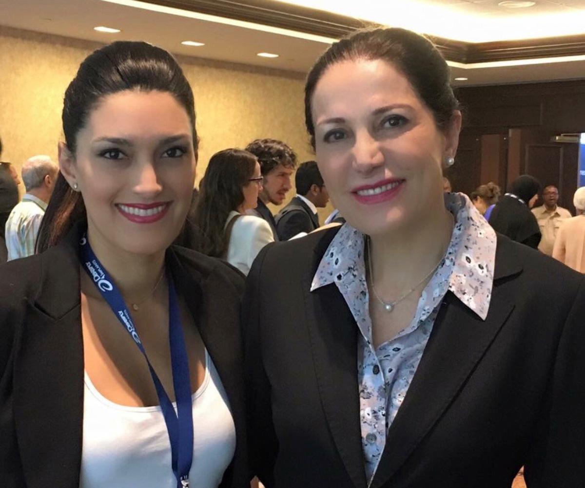 Dr. Rana Shahi and Dr. Farideh Amin